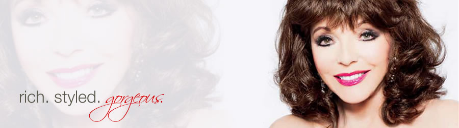 Samantha Wig by Joan Collins