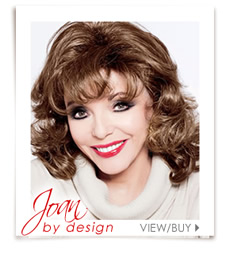 Joan by Design Wig